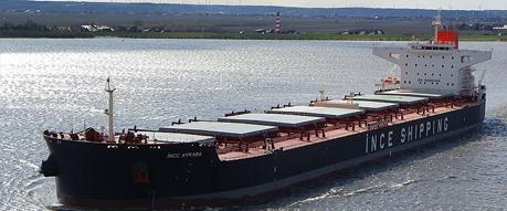 Company History – Ince Shipping